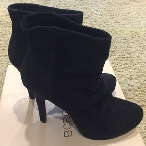 BCBGeneration black booties